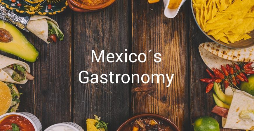 Mexico's gastronomy